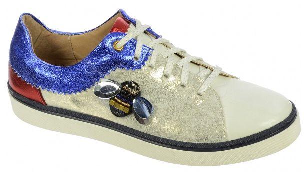 482cd0f73ad3 Dámske kožené tenisky Olivia Shoes K912 - 9592 - biele ...